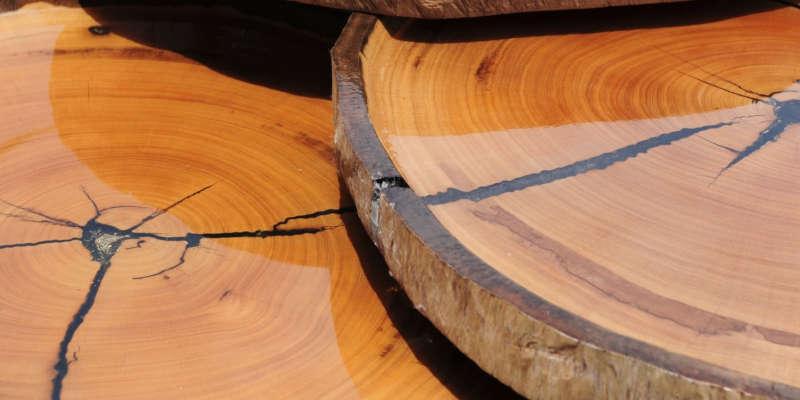 La resina epoxi protege y abrillanta la madera epoxy epox resine epóxicos exposi