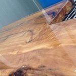 Mesa de madera con resina epoxi Resin Pro barata baratas precio precios comprar barato baratos