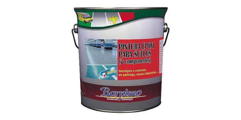Pintura epoxi para suelos Barpino buen precio comprar precios barata baratas barato baratos