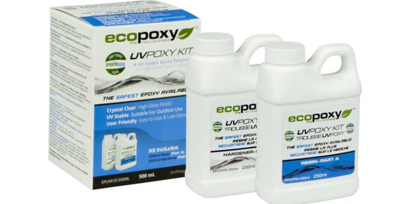 Resina epoxi Exopoxy UV barata baratas precio precios comprar online