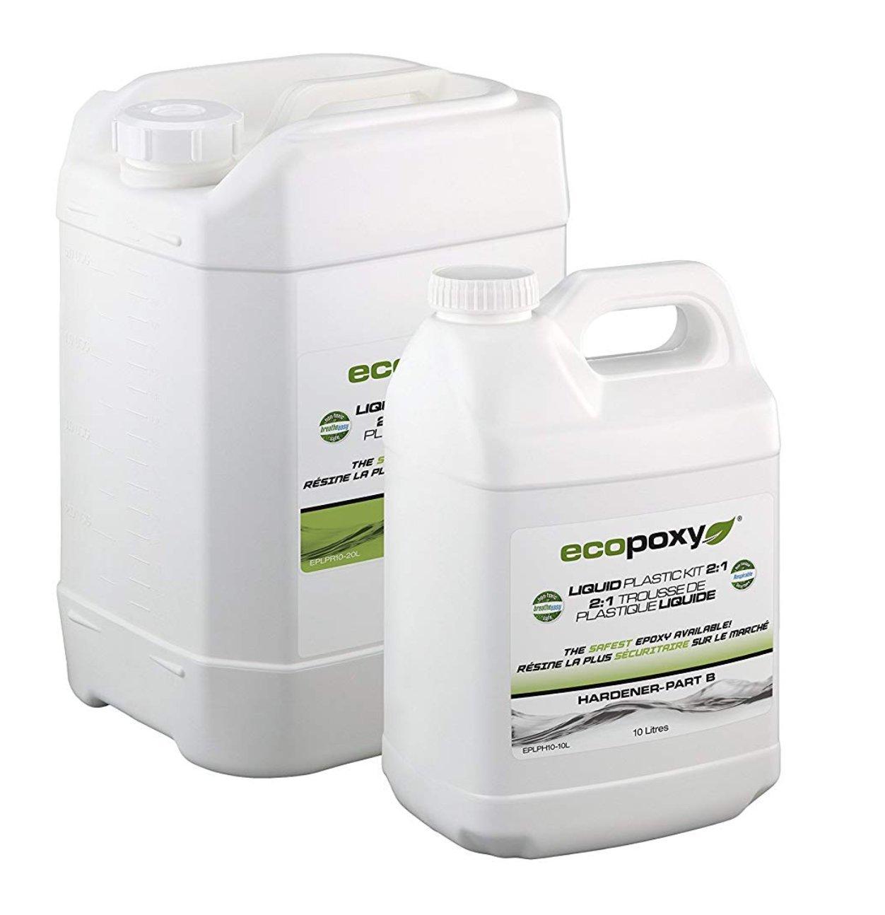 Resina epoxi ecológica Ecopoxy