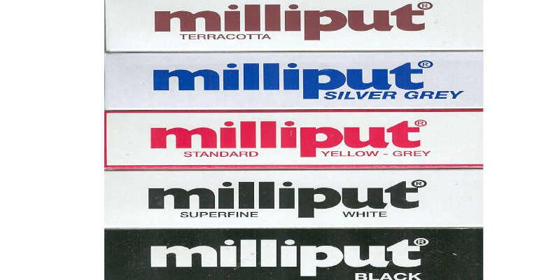 Kit de masilla epoxi para modelar Milliput
