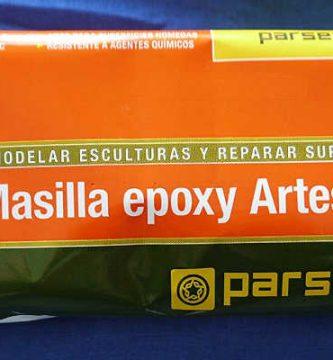 Masilla epoxi para modelar Artesano de Parsecs