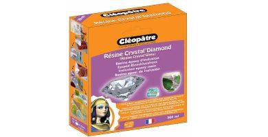 Resina epoxi para manualidades Cléopâtre