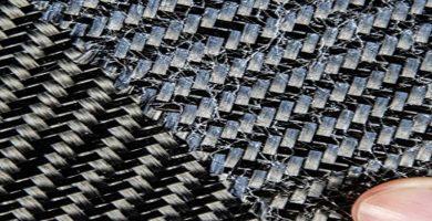 Tejido de fibra de carbono pre resinado Kitcarbono