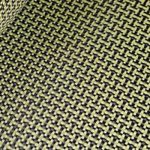 Tela de fibra de carbono Aramida tipo Kevlar