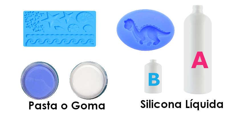 Silicona líquida de caucho para moldes
