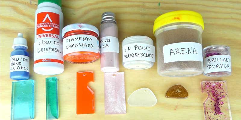 pigmentos, colorantes y tintes para resina epoxi epóxica poxi eposi cristal vidrio líquido porcelanato gemelos epoxy espoxis