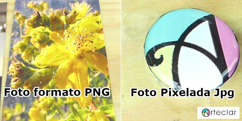 Utilizar formatos de foto de calidad es fundamental