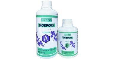 Resina Bio transparete Resin Pro ecológica