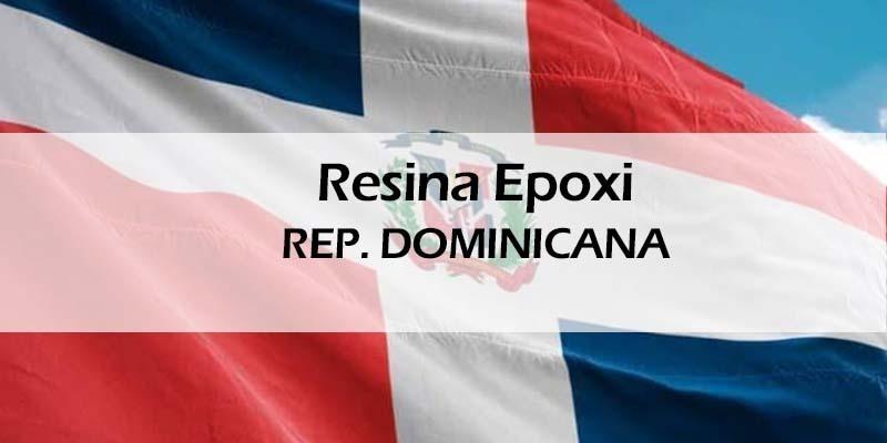Resina Epoxy Epóxica cristal líquido gemelos porcelanato República Dominicana Dominica