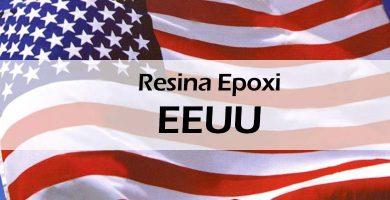 Resina Epoxy epóxica cristal líquido porcelanato gemelos epóxica Estados Unidos USA EEUU
