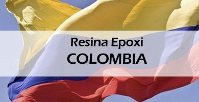 Resina epoxi Colombia epóxica epoxy