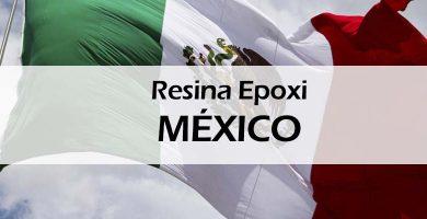 Resina epoxi en México