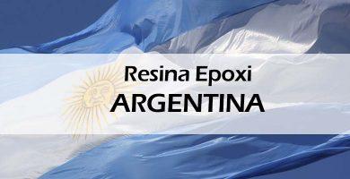 Resina epoxi epóxica Argentina cristal cristalina