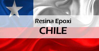 Resina epoxi epóxica cristal líquido porcelanato Chile