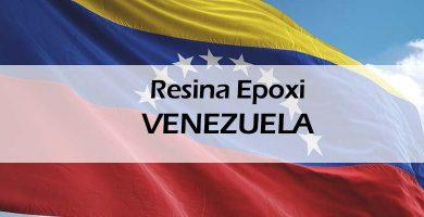 Resina epoxi epóxica cristal líquido porcelanato gemelos Venezuela