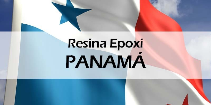 Resina epoxi epóxica gemelos porcelanato cristal en Panamá