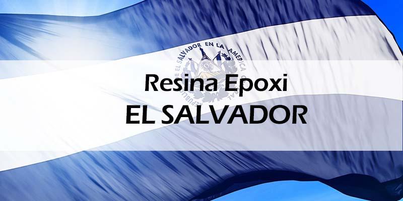 Resina epóxica epoxy porcelanto gemelos cristalina cristal El Salvador
